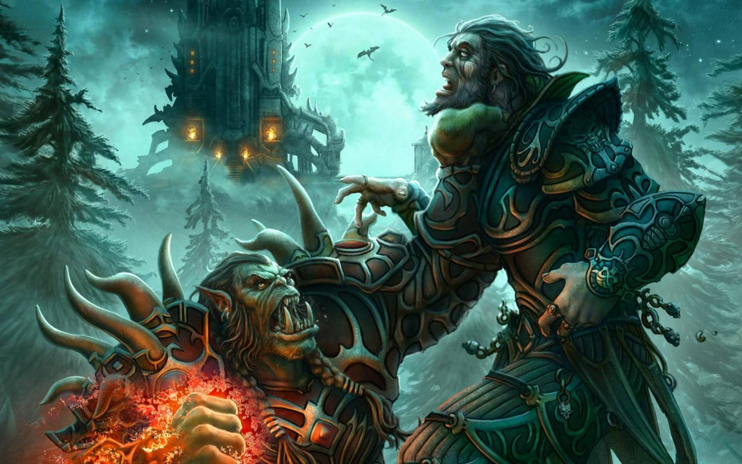 Серверы World of Warcraft подверглись DDoS-атаке